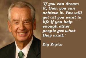 Zig Ziglar Best Quotes and Sayings