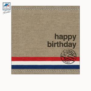 Happy Birthday Bunting This