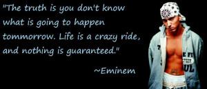 eminem quotes. Eminem Quotes