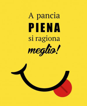Italian sayings