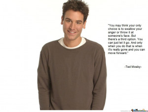 Ted Mosby Quotes