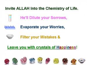 chemistry of life