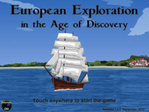 Image of European Exploration: The Age of Discovery for iPad