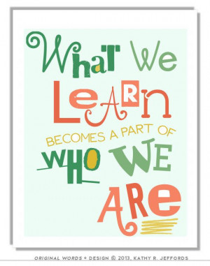 Inspirational Elementary Education Quotes