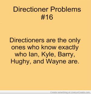 directioner problems - photo #16