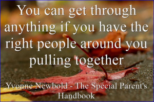 Quotes for Special Needs Parents