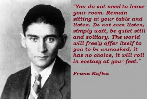 Franz kafka famous quotes 2