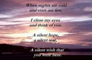wish you were here.dd