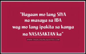 Love Quotes Tagalog - Strong Feelings for Him & Her