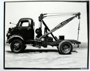 1947 Ford Holmes W35, no service body.