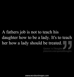 Inspirational Quotes From Daughter to Father