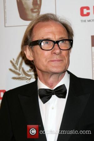Bill Nighy BAFTA