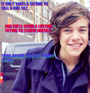 Harry Styles Quote Picture