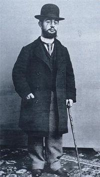 Nom de naissance Henri Marie Raymond de Toulouse-Lautrec-Monfa