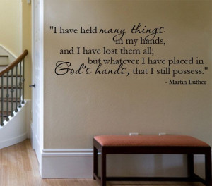 ... God Hands, Vinyls Fees, Quotes Sayings, Martin Luther, Luther Quotes