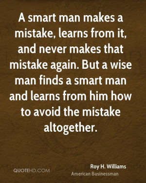 roy-h-williams-roy-h-williams-a-smart-man-makes-a-mistake-learns-from ...