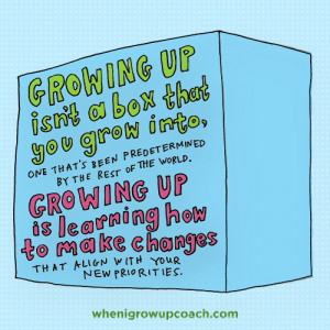 Throwback Quotes Quote taken from this post in the when i grow up ...