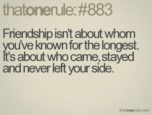 Friendship~ this quote is very meaningful to me, as my friends have ...