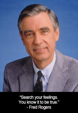 Fred Rogers quotes Star Wars