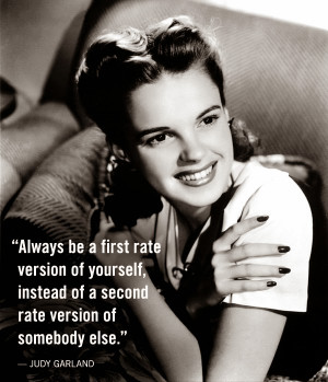 March is Women's History Month -Actress and singer Judy Garland was ...