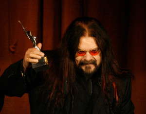 Roy Wood Roy Wood Roy Wood receives the Classic Songwriter Award on