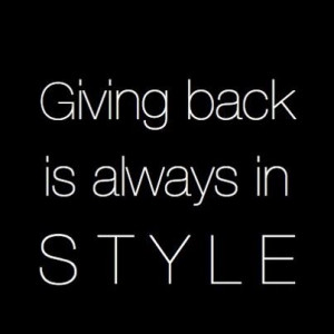 fashion show will proceed to charity. Sorority Philanthropy Quotes ...