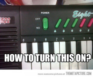Funny photos funny keyboard toy piano
