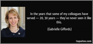 More Gabrielle Giffords Quotes