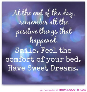 sweet dreams quotes quotesgram