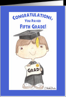 Grade Level Specific Congratulations on Graduation Cards