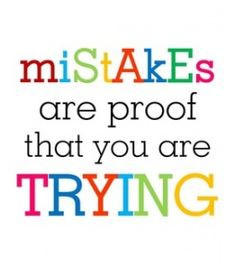 Mistakes Are Proof by Shannon. Be sure to look at all of her other ...