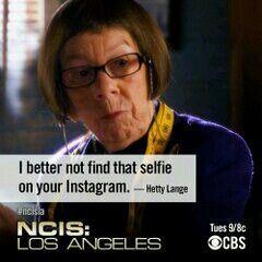 Lange to Marty Deeks; NCIS: LA quotes: Ncis Ncis La, Deeks Ncis, Ncis ...