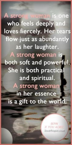 strong woman quotes quote truth inspirational strong wisdom ...