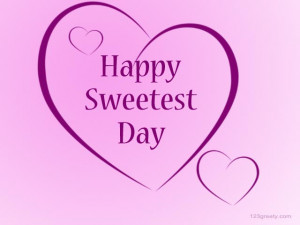sweetest day 2011 wishes with hearts