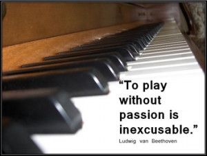 QUOTES: Music and Inspirational for your music classroom or studio