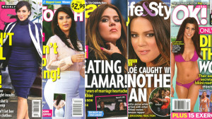 This Week in Tabloids: Khloe Kardashian Commits Adultery by Hugging a ...