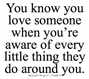 love #little #things #cute #aware #crush #relationships #relationship