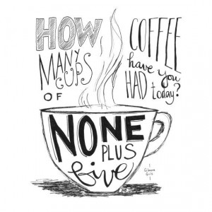 Coffee Quote, Gilmore Girls Quote, TV show quote, Food Quote ...