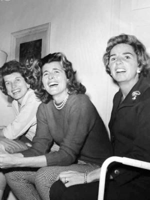... Kennedy, April 11, Born April, Kennedy Lawford, Ethel Skakel, July 10