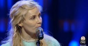"""Sam Palladio & Clare Bowen """"Fade Into You"""" Live at the Grand Ole ..."""