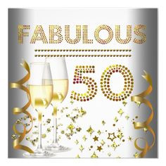50 and fabulous!