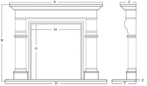 Fireplace Mantel Quote Form