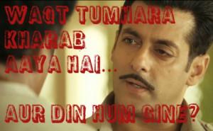 Whistle-Worthy Salman Khan Movie Quotes!