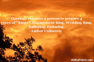 engagement-quotes-Marriage requires a person to prepare 4 types of ...