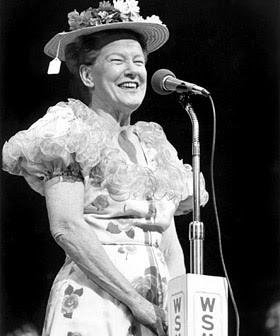 Minnie Pearl Hat