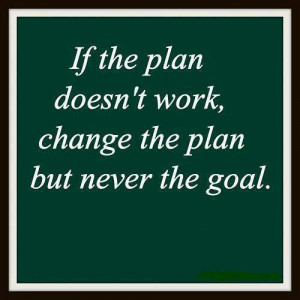 It's never too early for a good plan!