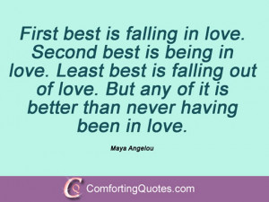 10 Inspirational Love Quotes From Maya Angelou