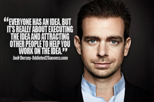 Jack Dorsey Entrepreneur Picture Quote For Success