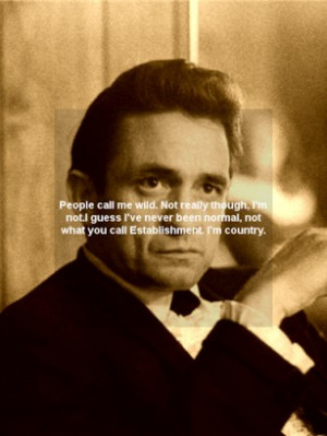 View bigger - Johnny Cash quotes for Android screenshot