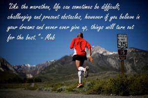 Running: Desire, Inspire, Motivate…Celebrate!
